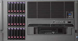 HP ProLiant ML570 G4 Server